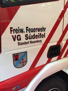 Die VG Südeifel hat nur eine Feuerwehr mit vielen Standorten. (Bild: FF Neuerburg)